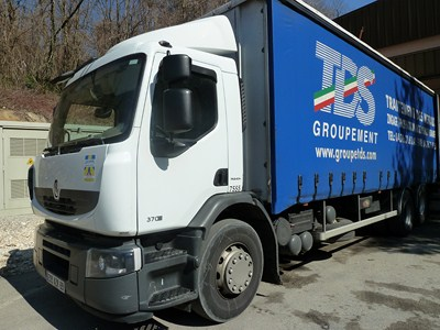 CAMION TDS