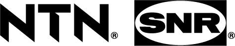 logo NTN-SNR OK monochrome Noir